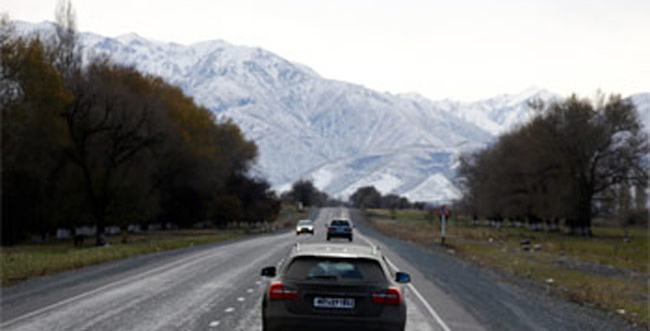 Bishkek-gladventure